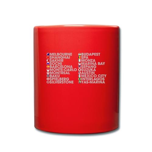 Event-T - Tasse einfarbig