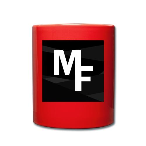 Modern Flex YouTube Logo - Full Colour Mug