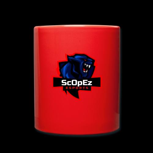 ScOpeZ Koeffizient - Tasse einfarbig