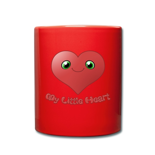 My little Heart - Mug uni