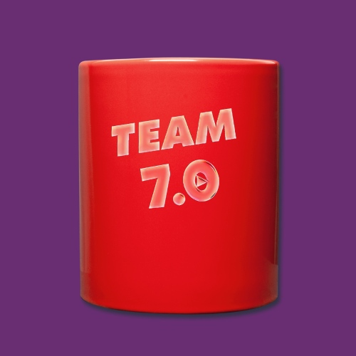 Pop art team 7 - Full Colour Mug