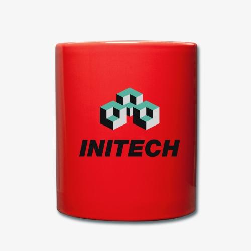 INITECH - Tasse einfarbig