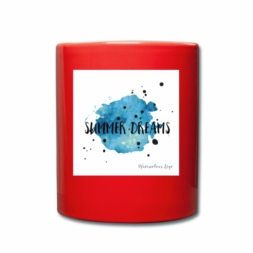 Summer Dreams - Full Colour Mug