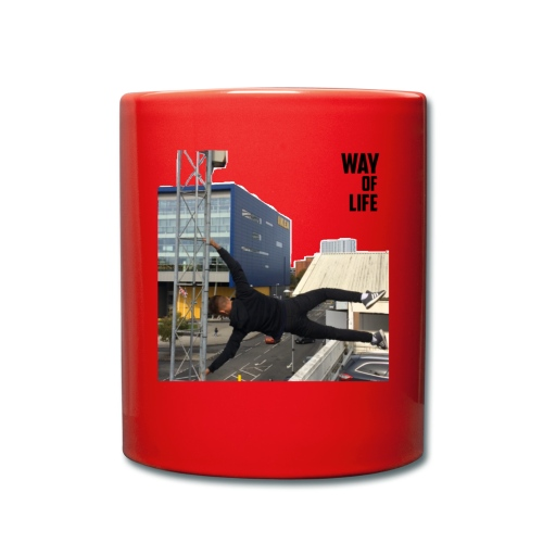 Way of life - Full Colour Mug