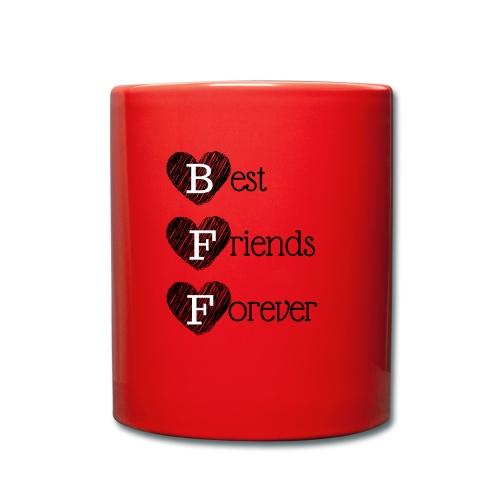 BFF DESIGN - Full Colour Mug