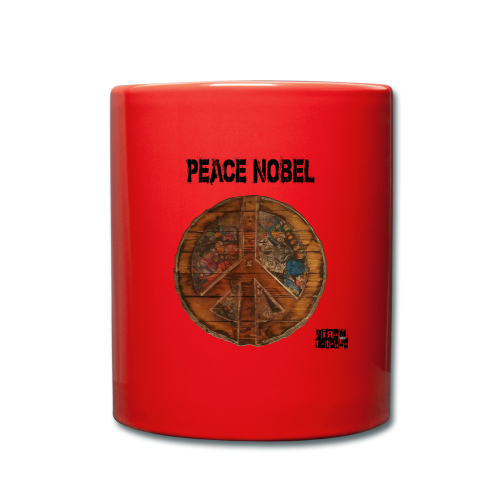 PEACE NOBEL - Mug uni