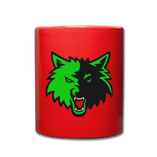 Gamma Wolf Logo - Full Colour Mug