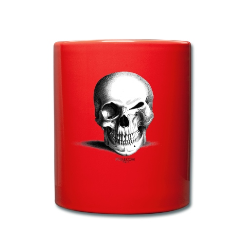 Happy Skull - Mug uni