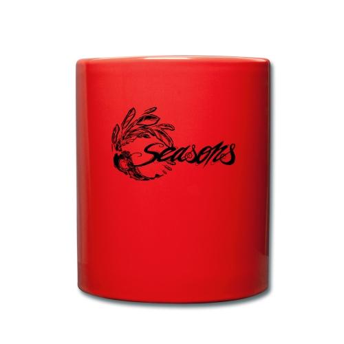Seasons - Black logo - Mug uni