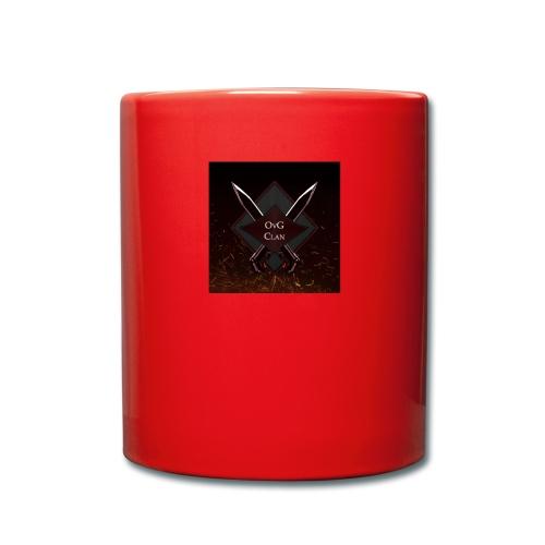 OvG Logo - Tasse einfarbig
