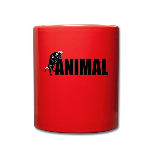 animal palestra - Tazza monocolore