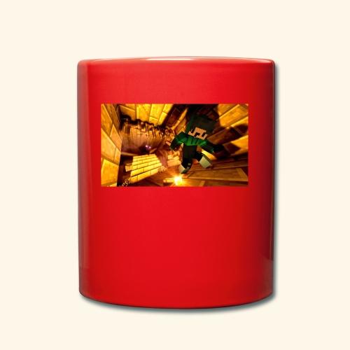 stronghold - Tasse einfarbig
