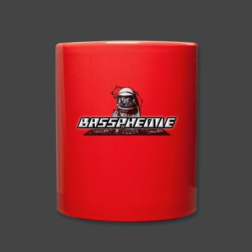 Bassphemie - Bassphemie Logo - Tasse einfarbig