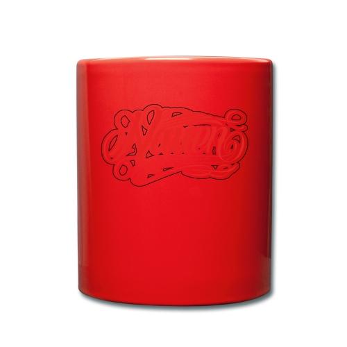 Nauen Rocker - Tasse einfarbig