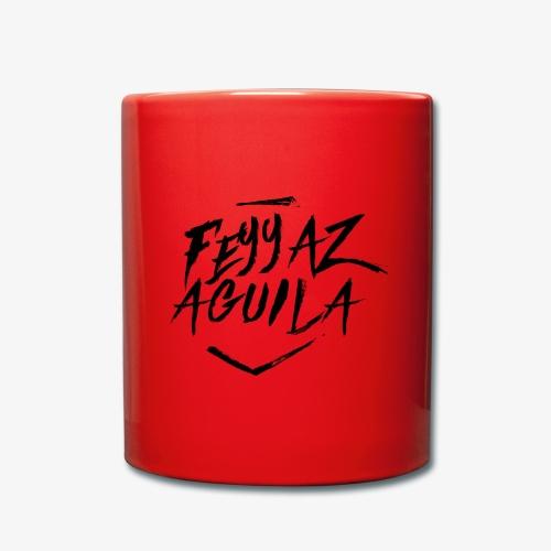 Feyyaz Aguila Merchandise - Tasse einfarbig
