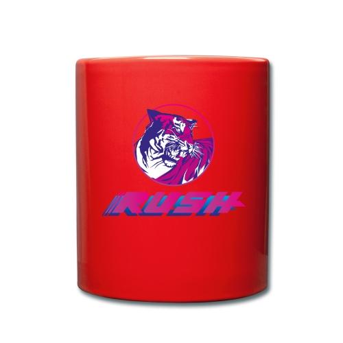 Tiger RUSH II - Tasse einfarbig