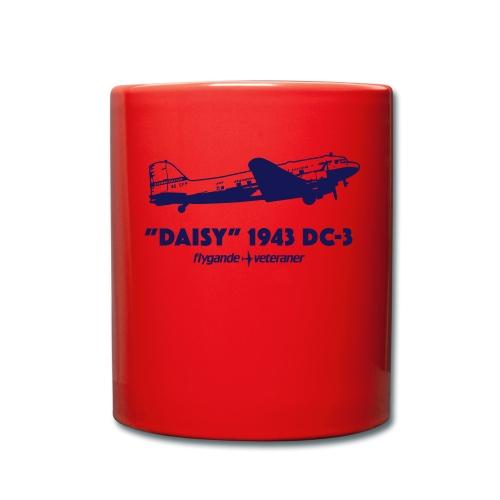 Daisy Flyby 1 - Enfärgad mugg