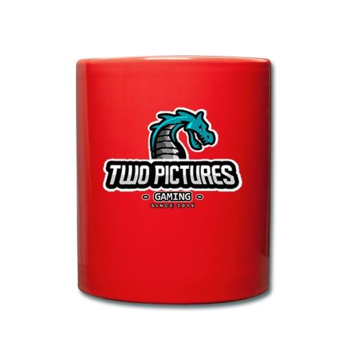 TwoPictures Gaming - Blue Logo 2017 - Tasse einfarbig