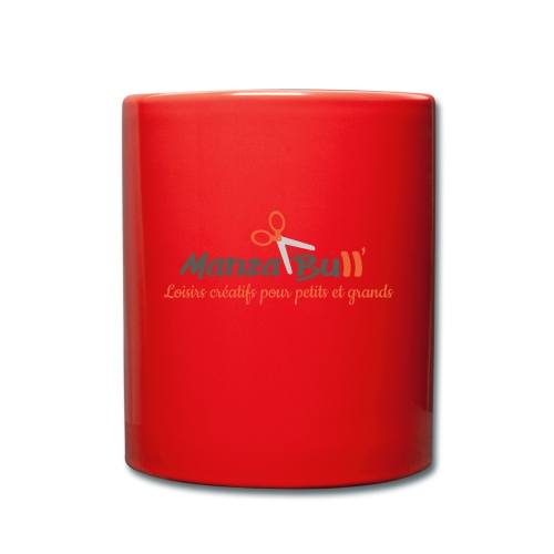 ManzaBull - Mug uni