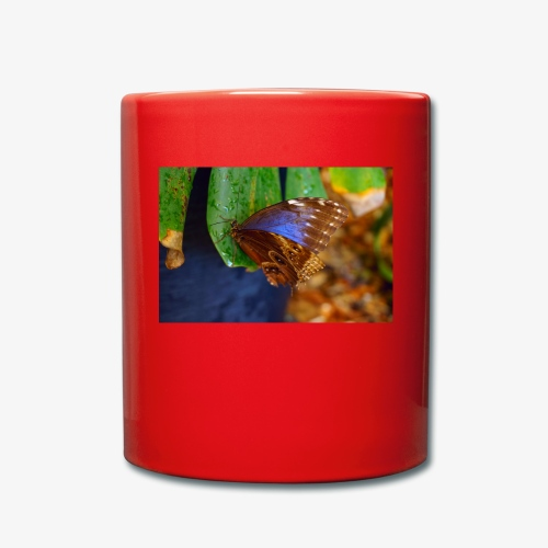 Latvian Butterfly - Full Colour Mug