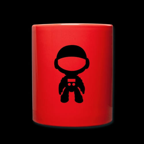 Haustronaut - only 01 - Full Colour Mug