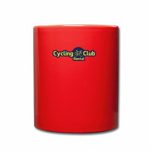Cycling Club Rontal - Tasse einfarbig
