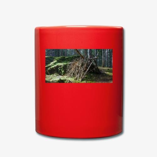 Wooden Hut - Full Colour Mug