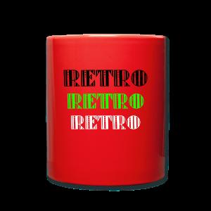 Retro Collections - Ensfarget kopp