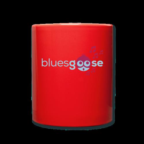 bluesgoose #01 - Tasse einfarbig