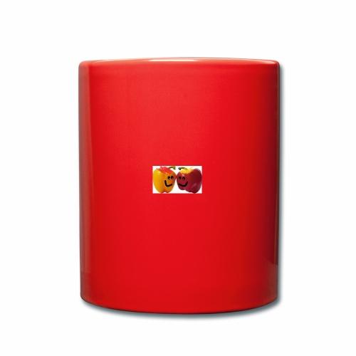 Paprika - Tasse einfarbig