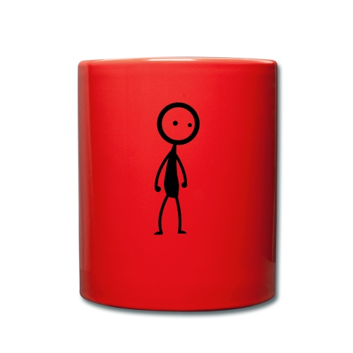 Stickyman Single - Tasse einfarbig