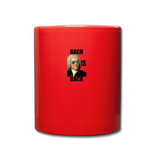 Bach is back - Mug uni