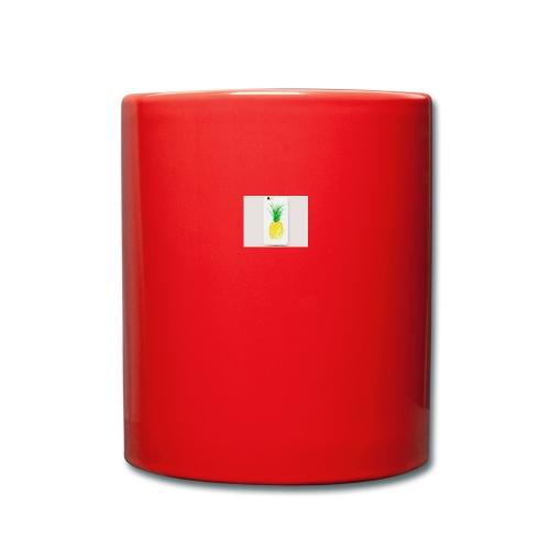 Handy Hülle - Tasse einfarbig