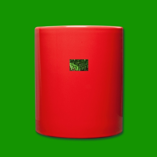 Alpha_Dirt Kissen - Tasse einfarbig