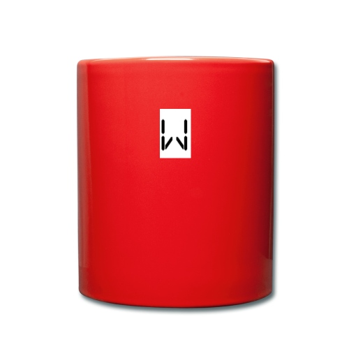 W1ll first logo - Full Colour Mug