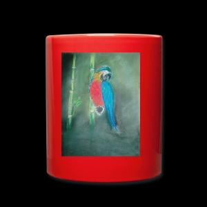 Perroquet des iles - Mug uni