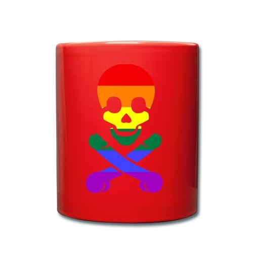 pimmelpirat - Tasse einfarbig