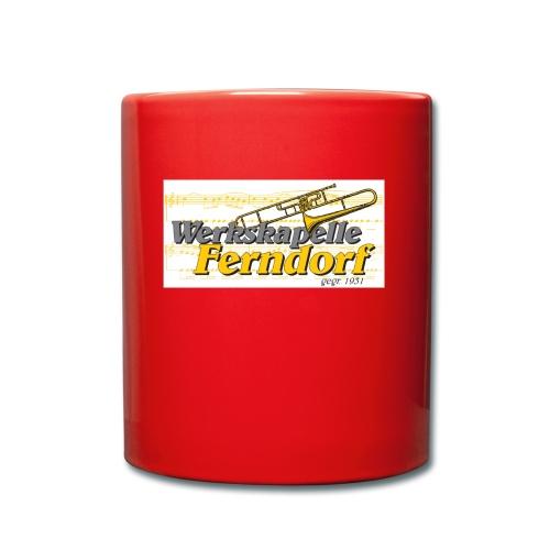 Logo WK Ferndorf - Tasse einfarbig