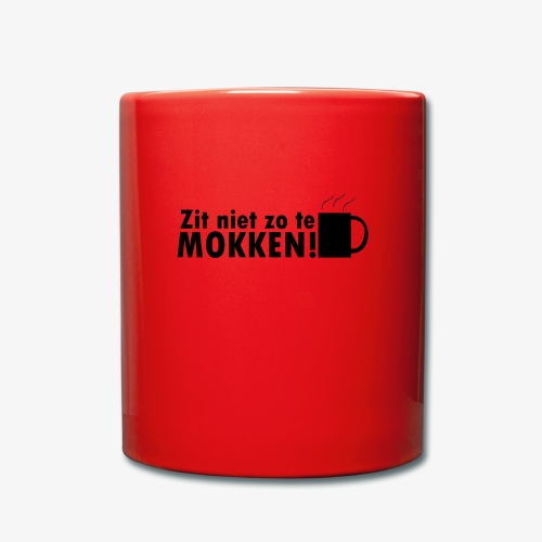 De Mok Mok - Mok uni