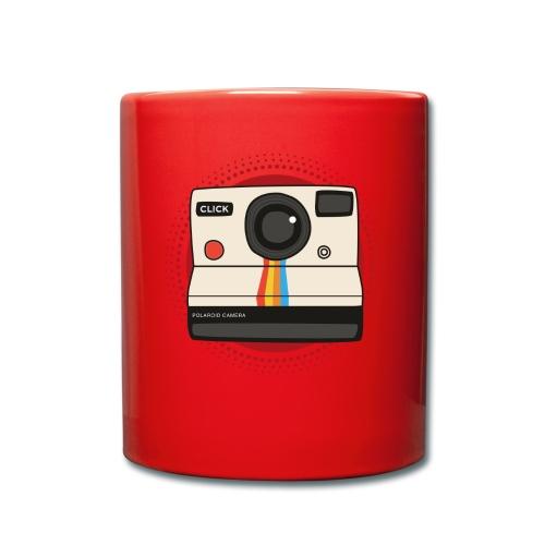 CameraClick - Taza de un color
