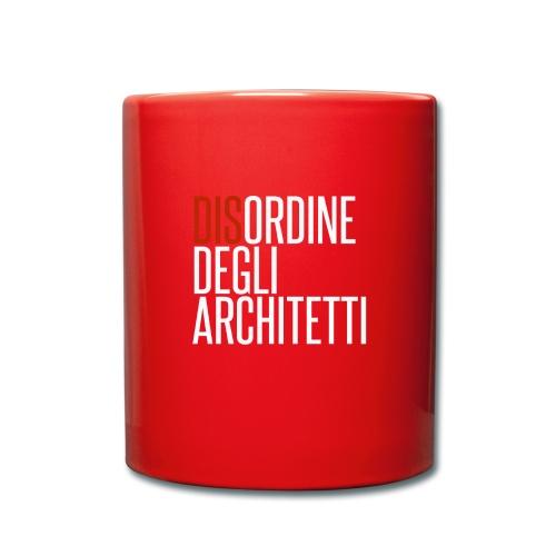 LOGO Disordine degli Architetti - Tazza monocolore