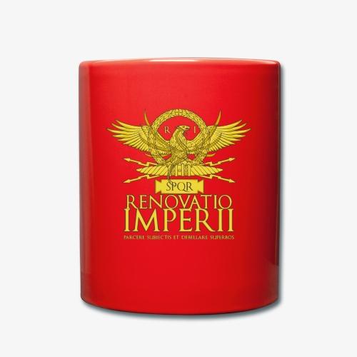 Emblema Renovatio Imperii - Tazza monocolore