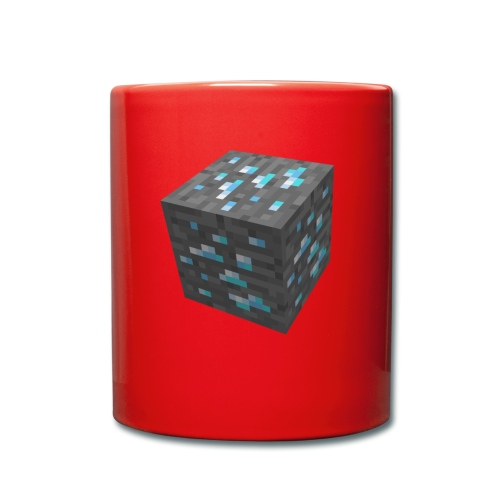 BLOCK DE DIAMANT MINECRAFT - Mug uni