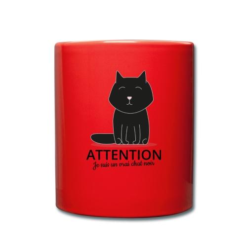 Chat noir - Mug uni