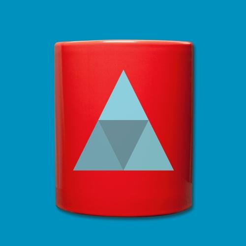 Astromise Logo - Ensfarvet krus