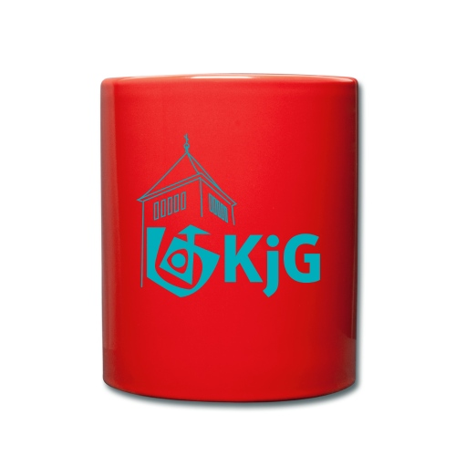 KjG Turm - Tasse einfarbig
