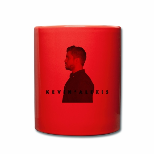 Kevin Alexis Merchandise - Tasse einfarbig