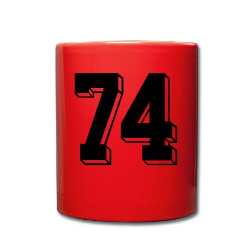 Football 74 - Full Colour Mug