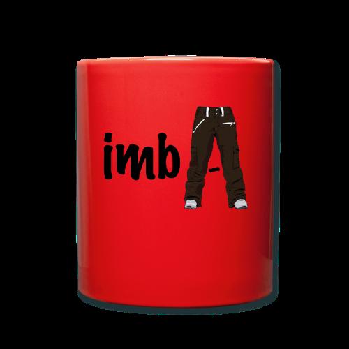 IMBA - Tasse einfarbig
