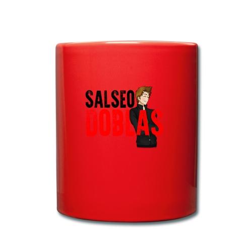Salseodoblas - Taza de un color
